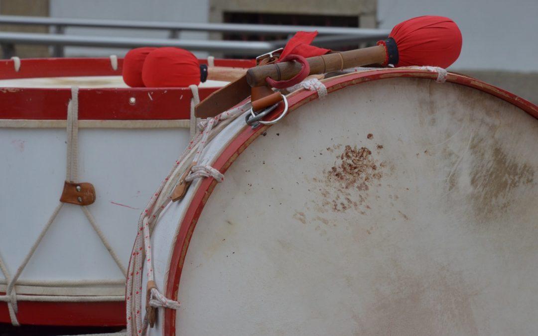 Trommeln in Kiel